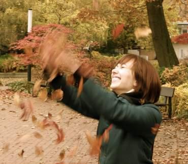 Herbstlicher Aufbruch
