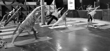 17.09.2016: Auf dem Planeten des Yoga